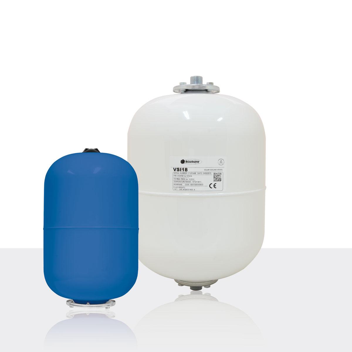 Membran Ausdehnungsgefäß Druckausdehnungsgefäß 500 Liter Heizung