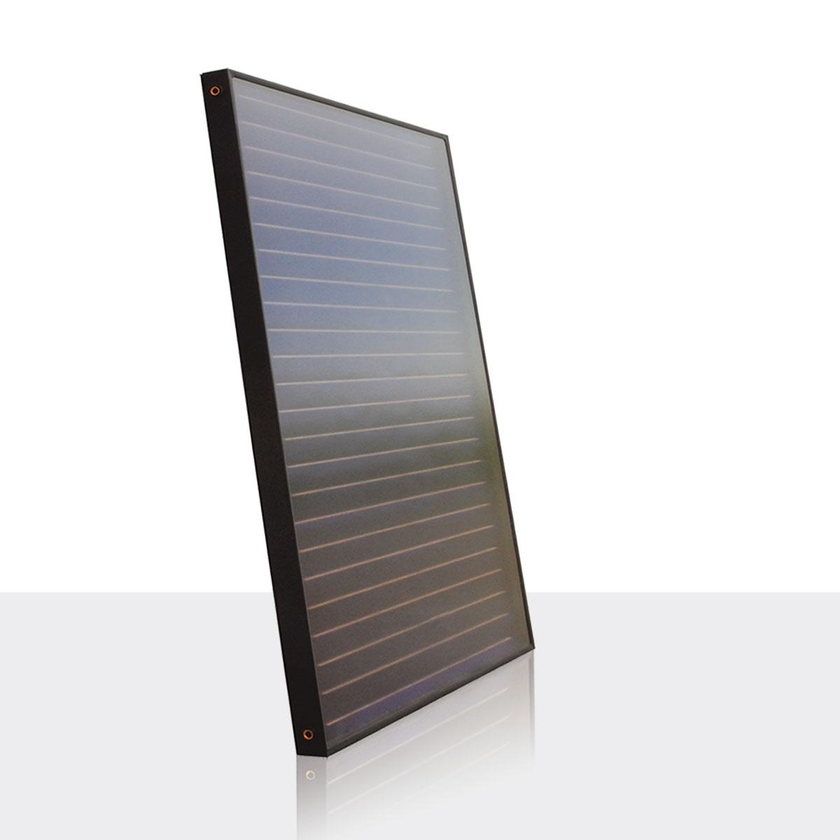 FLACHKOLLEKTOR SOLARKOLLEKTOR SOLARANLAGE SOLAR WARMWASSER FLACHKOLLEKTOREN