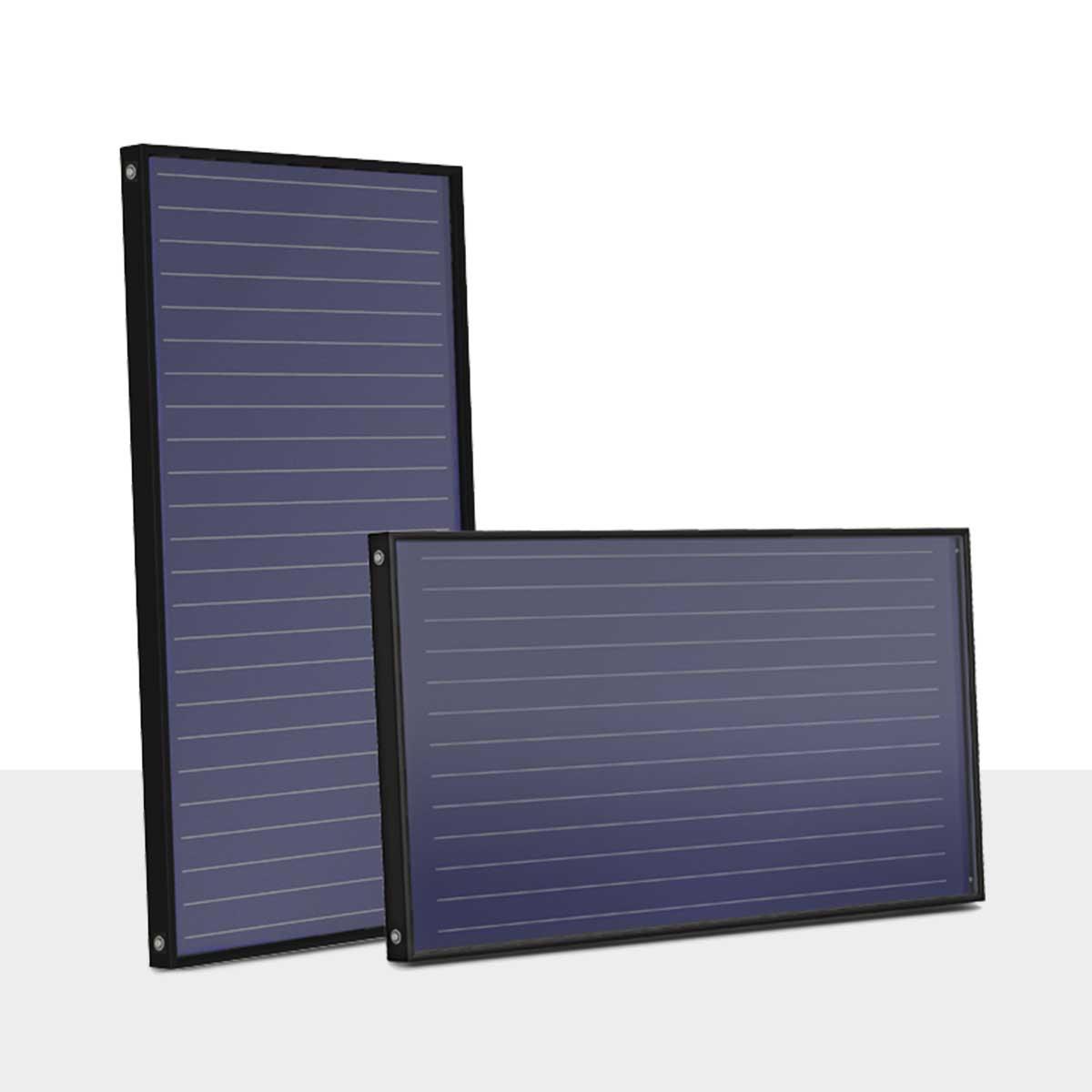 aluminiumkollektor premiumal solarkollektor. Black Bedroom Furniture Sets. Home Design Ideas