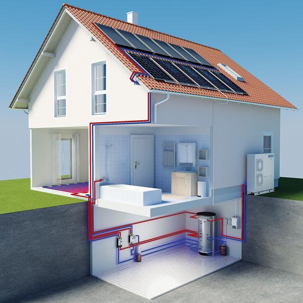 Beautiful Einbau Einer Photovoltaikanlage Zur Eigenerzeugung Des Benötigten  Strombedarfs